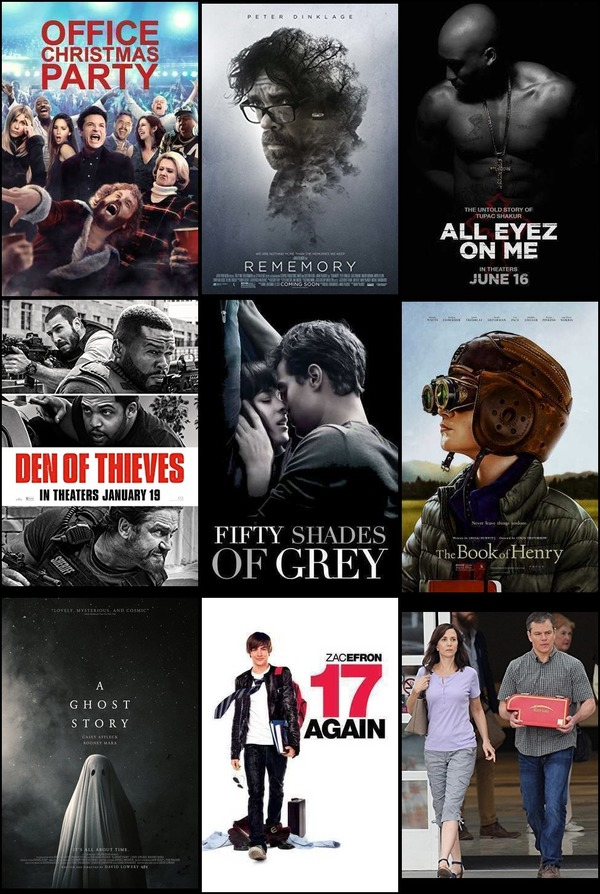 Soundtrack trends from 16 to 22 April 2018