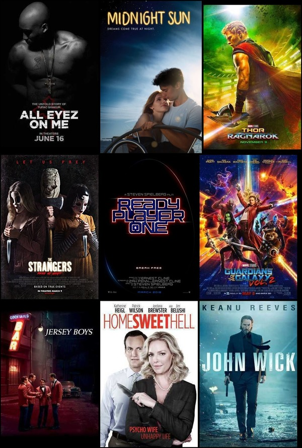 Soundtrack trends from 2 to 8 July 2018