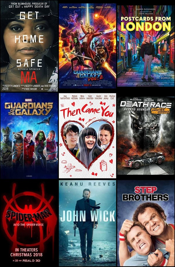 Soundtrack trends from 1 to 7 July 2019
