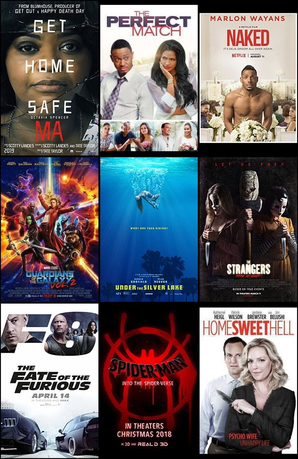 Soundtrack trends from 9 to 15 September 2019