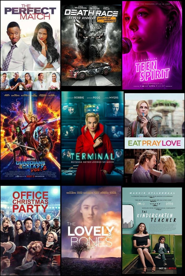 Soundtrack trends from 2 to 8 December 2019