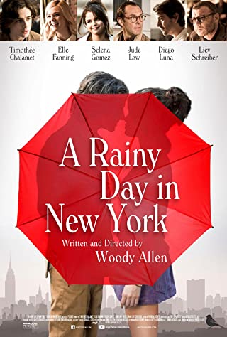 A Rainy Day in New York Soundtrack