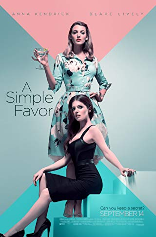 A Simple Favor Soundtrack
