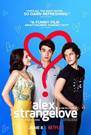 Alex Strangelove Soundtrack