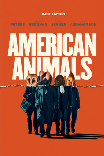 American Animals Soundtrack