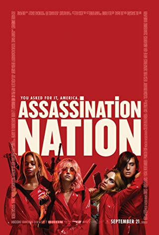 Assassination Nation Soundtrack
