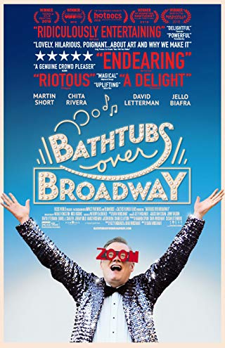 Bathtubs Over Broadway Soundtrack