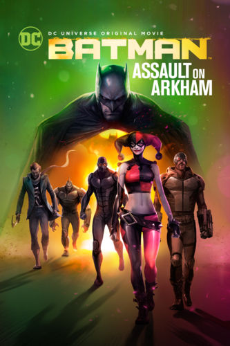 Batman: Assault on Arkham Soundtrack