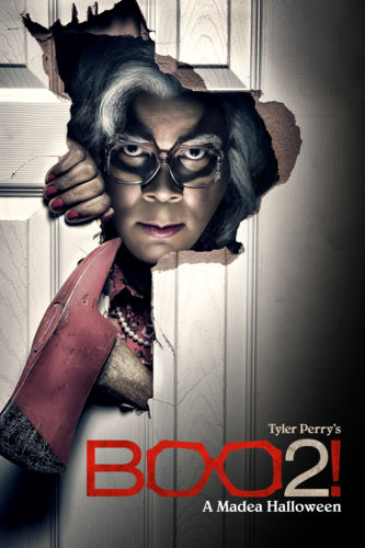Boo 2 A Madea Halloween Soundtrack