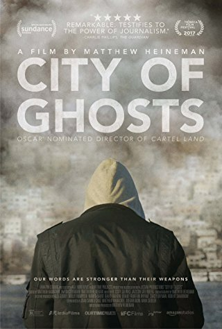 City of Ghosts Soundtrack
