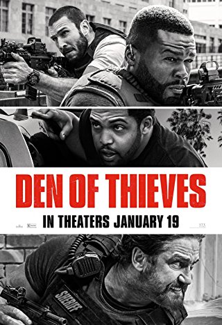 Den of Thieves Soundtrack