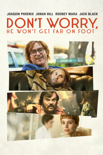 Don't Worry, He Won't Get Far on Foot Soundtrack