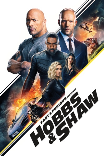 Fast & Furious Presents: Hobbs & Shaw Soundtrack