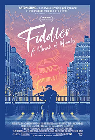 Fiddler: A Miracle of Miracles Soundtrack