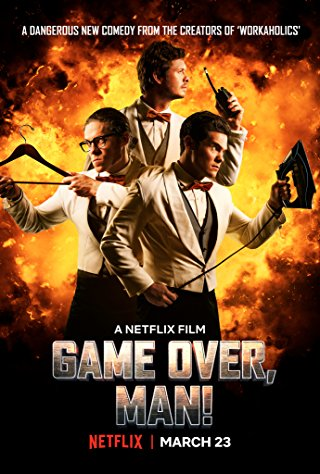 Game Over Man Soundtrack