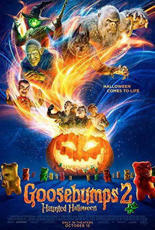 Goosebumps 2: Haunted House Soundtrack