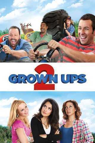 Grown Ups 2 Soundtrack