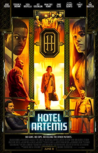 Hotel Artemis Soundtrack