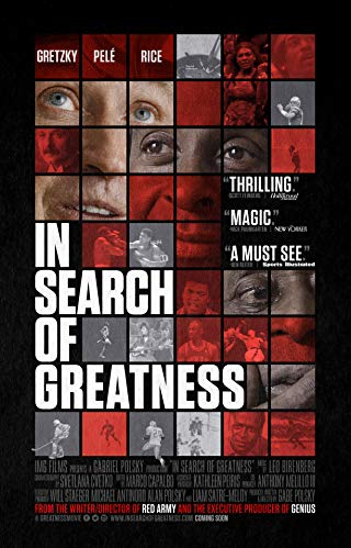 In Search of Greatness Soundtrack