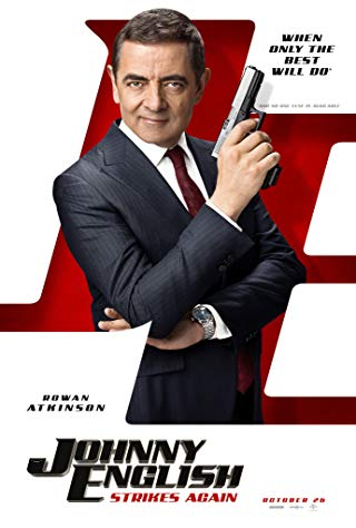 Johnny English 3 Soundtrack