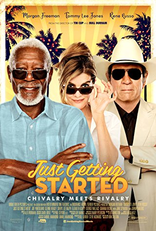 Just Getting Started Soundtrack