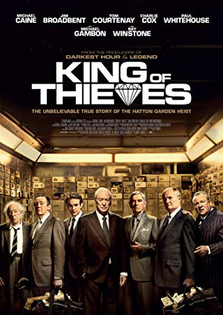 King of Thieves Soundtrack