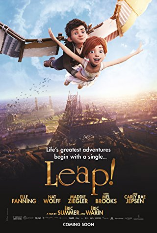 Leap! Soundtrack