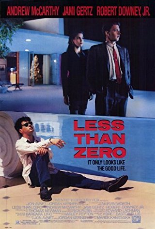 Less Than Zero Soundtrack