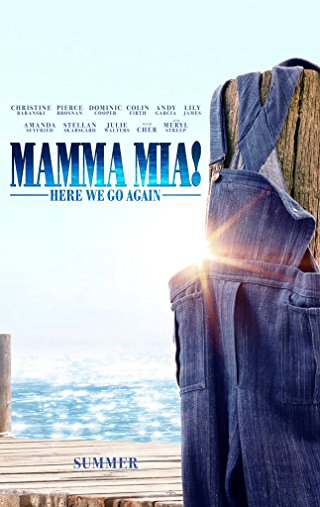 Mamma Mia! Here We Go Again Soundtrack