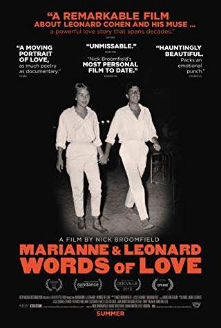 Marianne & Leonard: Words of Love Soundtrack