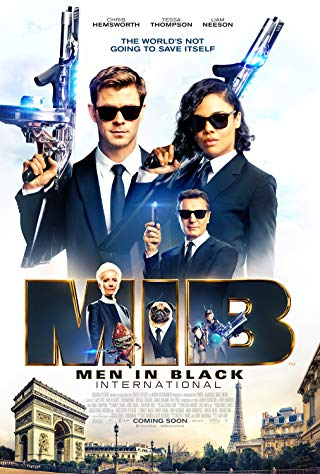 Men in Black: International Soundtrack