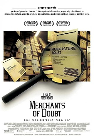 Merchants of Doubt Soundtrack