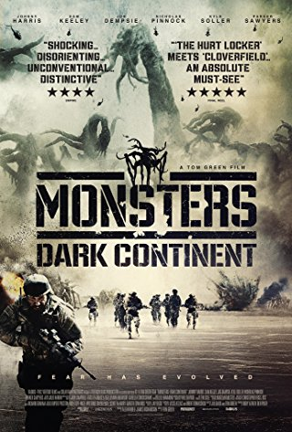 Monsters: Dark Continent Soundtrack