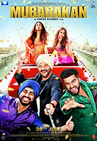 Mubarakan Soundtrack