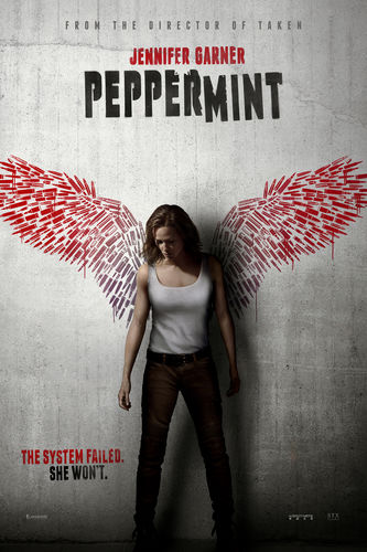 Peppermint Soundtrack