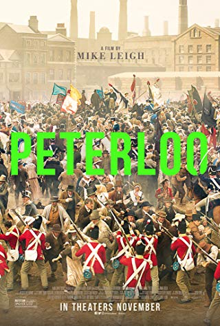 Peterloo Soundtrack