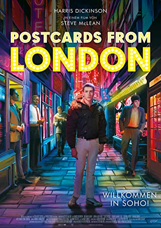 Postcards from London Soundtrack