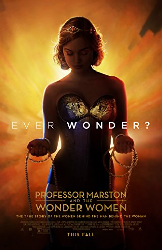 Professor Marston and the Wonder Women Soundtrack