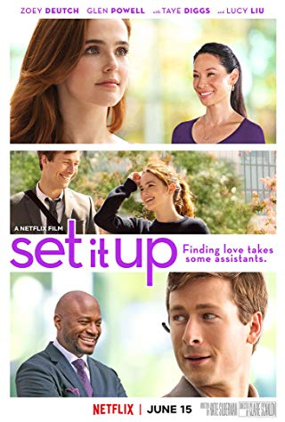 Set It Up Soundtrack