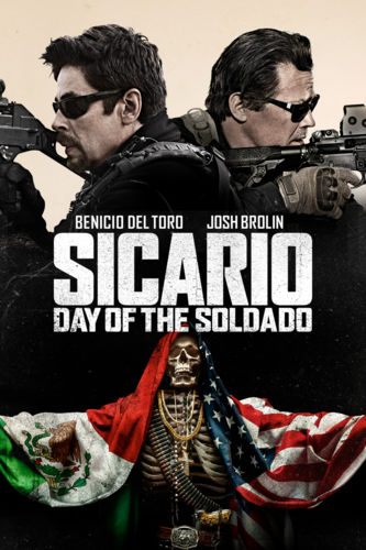 Sicario: Day of the Soldado Soundtrack