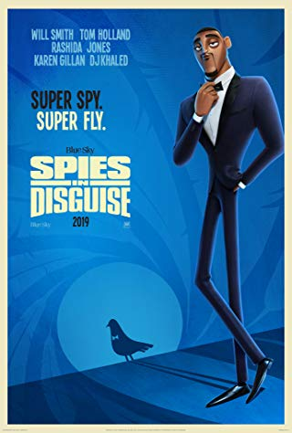 Spies in Disguise Soundtrack