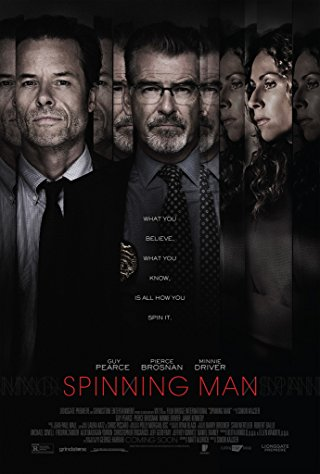 Spinning Man Soundtrack