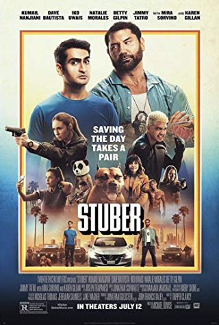 Stuber Soundtrack