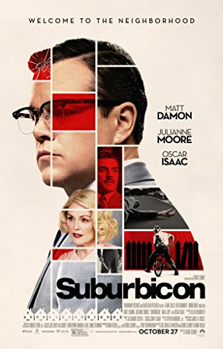 Suburbicon Soundtrack
