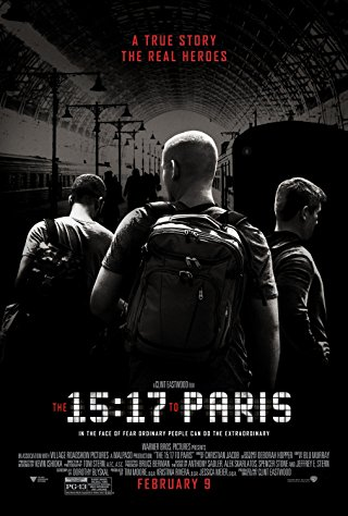 The 15:17 to Paris Soundtrack