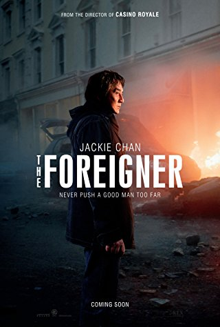 The Foreigner Soundtrack