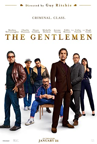 The Gentlemen Soundtrack
