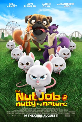The Nut Job 2: Nutty by Nature Soundtrack
