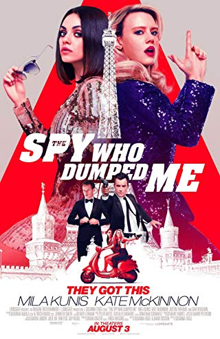 The Spy Who Dumped Me Soundtrack