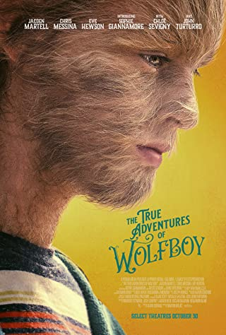 The True Adventures of Wolfboy Soundtrack
